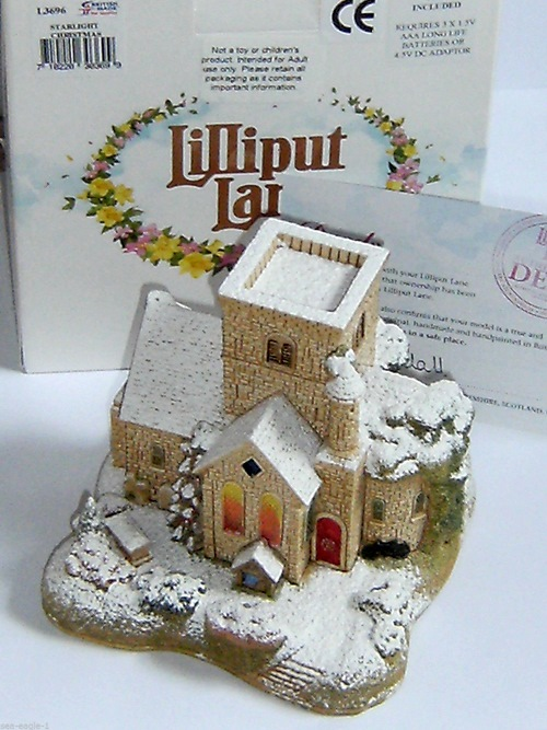 Starlight Christmas Lilliput Lane