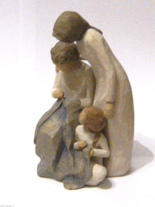 GENERATIONS FIGURINE BY SUSAN LORDI