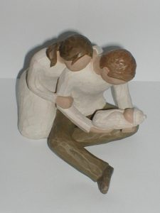 NEW LIFE FIGURINE BY SUSAN LORDI