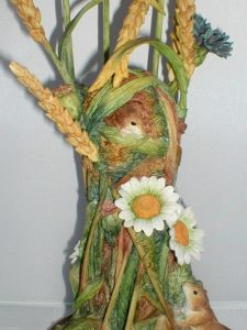 Border Fine Arts Harvest Home Mice